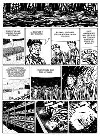 KZ DORA, tome 2 de Robin Walter (janv. 2012) - Présentation détaillée