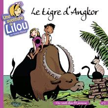 Une aventure de Lilou T2, Le tigre d'Angkor par Charles Masson / Jeunesse