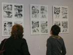 Voir la vidéo et les photos du vernissage de l'exposition, le 15 octobre 2008