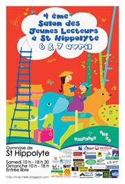 4ème Salon des jeunes lecteurs à Saint Hippolyte ( 66 ) - Voir le programme
