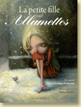 La petite fille aux allumettes, illustrée par Fabrice Backès - Voir la présentation