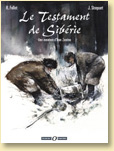 Ivan Zourine, T.1 - Le Testament de Sibérie de René Follet et Jacques Stoquart / coll. Aventure - Voir la présentation