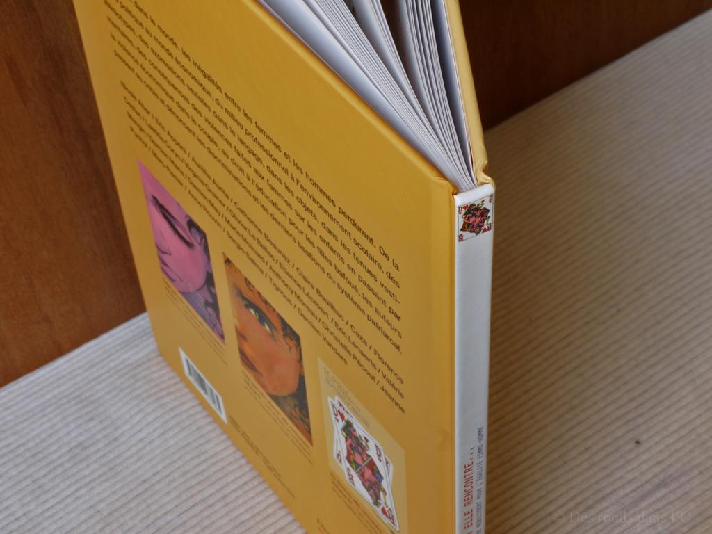 En chemin elle rencontre... vol.3 - Les artistes se mobilisent pour l'égalité femme-homme : voir la présentation détaillée (Des ronds dans l'O, fév. 2013)