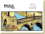 Mars 2013 - Fond d'écran n°3 : Balilla, les enfants du Duce de Nathalie Baillot (Des ronds dans l'O - janv. 2013)