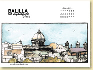 Février 2013 - Fond d'écran n°2 : Balilla, les enfants du Duce de Nathalie Baillot (Des ronds dans l'O - janv. 2013)
