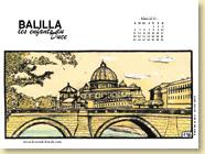 Mars 2013 - Fond d'écran n°4 : Balilla, les enfants du Duce de Nathalie Baillot (Des ronds dans l'O - janv. 2013)