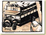 Février 2013 - Fond d'écran n°1 : Balilla, les enfants du Duce de Nathalie Baillot (Des ronds dans l'O - janv. 2013)