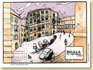 Février 2013 - Fond d'écran n°3 : Balilla, les enfants du Duce de Nathalie Baillot (Des ronds dans l'O - janv. 2013)