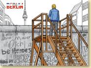 NOVEMBRE 2014 - Fond d'écran n°2 : Berlin, la ville divisée de Susanne Buddenberg et Thomas Henseler / Histoire