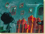 Fonds d'écran n°2 et 3 : L'Epouvantable Noel du vieux Monsieur tout de rouge vêtu de Ludovic Huart et Alexandre Bourdier - Jeunesse (nov. 2011)