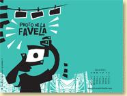 Fond d'écran de JUILLET 2012 n°3 : Photo de la Favela de André Diniz, photos de Mauricio Hora (en librairie depuis le 14 juin 2012)