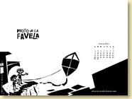 Fond d'écran de JUILLET 2012 n°4 : Photo de la Favela de André Diniz, photos de Mauricio Hora (en librairie depuis le 14 juin 2012)