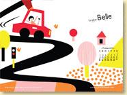 FEVRIER 2015 - Fond d'écran n°1 : La plus belle / Jeunesse