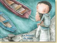 Fond d'écran d'avril 2012 n°4 : Le bateau de Malo d'Ingrid Chabbert et Fabiana Attanasio (avril 2012)