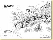 Fond d'écran n°3 : Napoléon T2 : La Corse, de Nicolas Dandois (juil. 2011)
