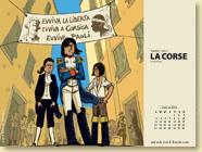 Fond d'écran n°2 : Napoléon T2 : La Corse, de Nicolas Dandois (juil. 2011)