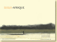 MAI 2015 - Fond d'écran n°1 : Nouvelles Graphiques d'Afrique de Laurent Bonneau