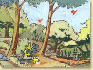 Fond d'écran d'avril 2012 n°2 : La vallée des papillons d'Arnaud Floc'h (avril 2011)