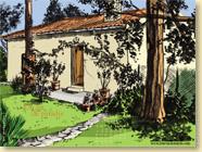 Fond d'écran de MAI 2012 n°5 : Un air de paradis d'Arnaud Quéré (novembre 2007)