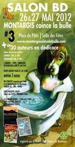 Salon BD Montargis coince la bulle - Informations pratiques