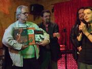 Yves Frémion présente les trois derniers albums retenus pour le prix Tournesol 2009