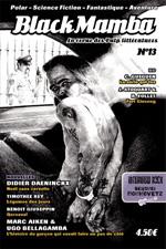 Couverture Black Mamba n°13 - février 2009